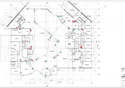 Bestaande situatie gebouwen inmeten en uittekenen 04 plattegronden BouwAdviesNL