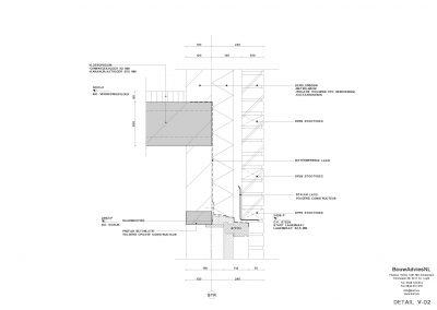 BouwAdviesNL Tekening Omgevingsvergunning Nieuwbouw woning 2 onder 1 kap 7