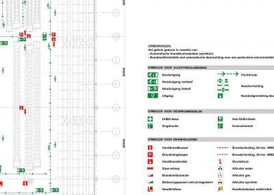 Melding brandveilig gebruik tekening brandveiligheid gebouw gebruiksmelding 01 BouwAdviesNL