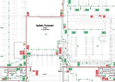 Melding brandveilig gebruik tekening brandveiligheid gebouw gebruiksmelding 02 BouwAdviesNL