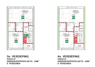 Aanvraag brandveiliggebruik vergunning melding brandveiligheid hotel 02 BouwAdviesNL