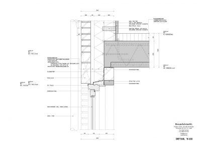 BouwAdviesNL Tekening Omgevingsvergunning Nieuwbouw vrijstaande woning Lopik 7