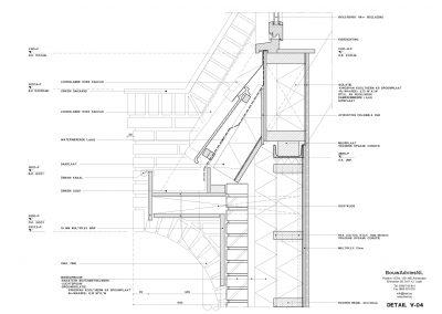 BouwAdviesNL Tekening Omgevingsvergunning Nieuwbouw vrijstaande woning Lopik 8
