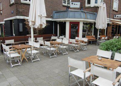 Aanvraag melding brandveilig gebruik restaurant Amsterdam
