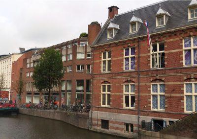 NEN 2580 Winkelcentrum Amsterdam