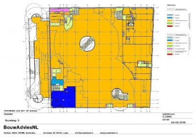 NEN 2580 oppervlakte gebouwen 04 winkel NEN 2580 meting VVO BouwAdviesNL