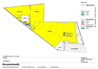 NEN 2580 oppervlakte gebouwen 04 winkel inmeten vloeroppervlak NEN 2580 BouwAdviesNL