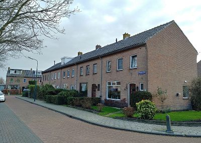 Aanvraag vergunning dakkapel woning Baarnbrugge