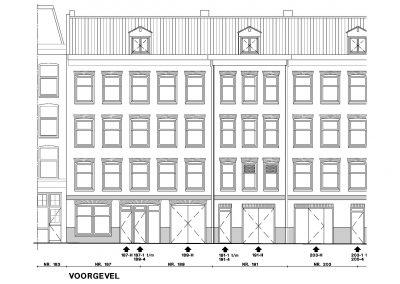 Bestaand gebouw inmeten en bestande situatie tekenen 02 Bouwadvies.nl