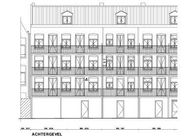 Bestaand gebouw inmeten en bestande situatie tekenen 03 Bouwadvies.nl