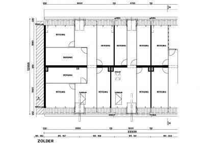 Bestaand gebouw inmeten en bestande situatie tekenen 05 Bouwadvies.nl
