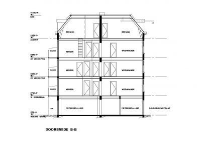 Bestaand gebouw inmeten en bestande situatie tekenen 06 Bouwadvies.nl