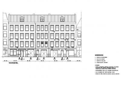 Bestaand gebouw inmeten en bestande situatie tekenen 07 Bouwadvies.nl