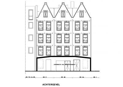 Bestaande situatie inmeten en uittekenen bestaand gebouw 03 Bouwadvies.nl