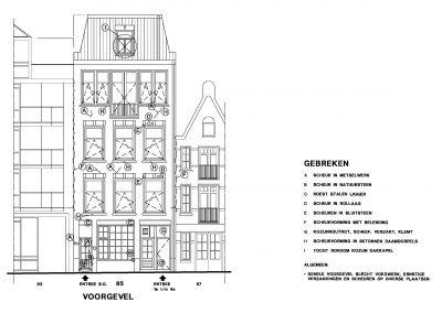 Bestaande woning inmeten en bestaande situatie tekenen 05 Bouwadvies.nl