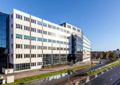 Vergunningsaanvraag Brandveilig gebruik kantoorgebouw Nieuwegein