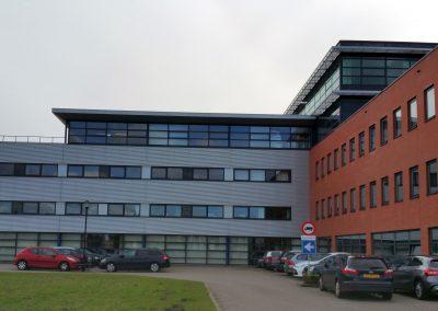 Gebruiksmelding kantoorgebouw Veenendaal