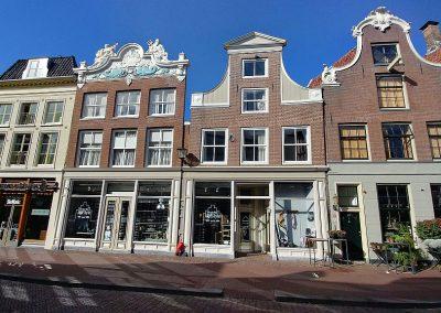 Bestaande situatie winkel inmeten Hoorn