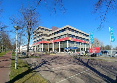 Oppervlakte gebouwen NEN 2580 BVO VVO meetcertificaat NEN 2580 kantoorgebouw 01 BouwAdviesNL