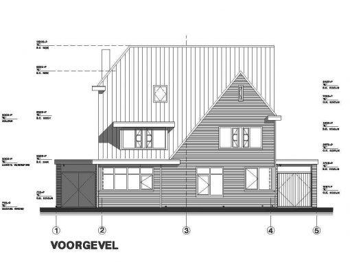 Nieuwbouw woning 2-onder-1-kap Nieuw Vennep