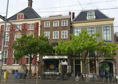 Verbouwing restaurant Den Haag