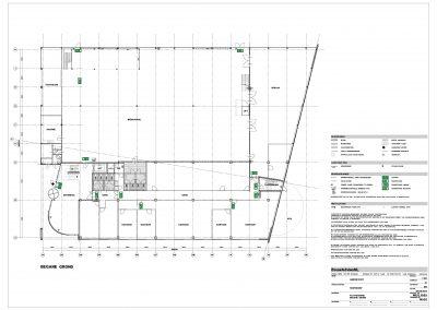 Verbouwing kantoor tekeningen aanvraag vergunning bouwbegeleiding 02 BouwAdviesNL